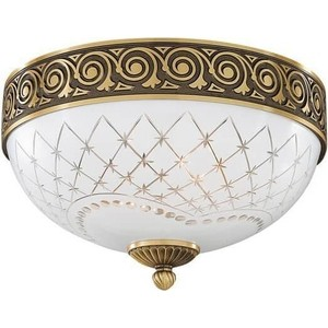 Потолочный светильник Reccagni Angelo PL 7002/2 потолочный светильник reccagni angelo pl 6202 4