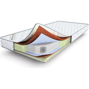 Матрас Lonax Cocos-Medium Econom S1000 90x200 цена и фото