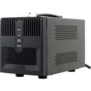Стабилизатор напряжения Ippon AVR-1000 стабилизатор напряжения ippon avr 3000 черный 4 розетки