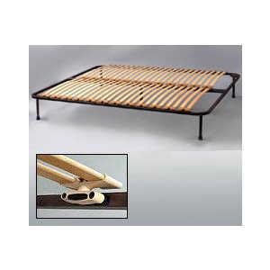 Основание с ламелями Lonax Эктив Бест (160х200х28 см)