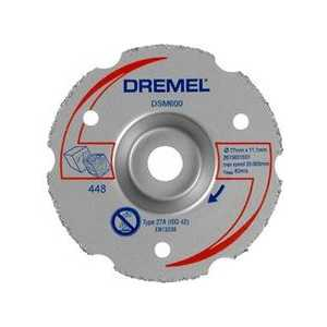 цены Диск отрезной Dremel DSM600 для DSM20 (2615S600JA)