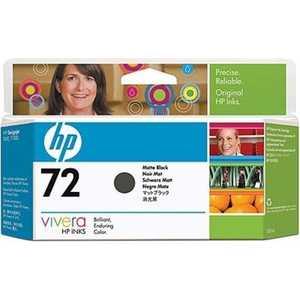 Картридж HP 72 Black (C9370A)