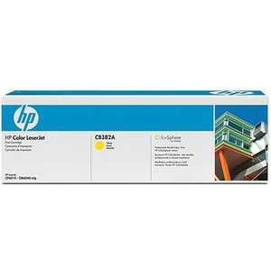 Картридж HP CB382A картридж hp q7582a для принтеров hp color laserjet 3800 желтый 6000 страниц