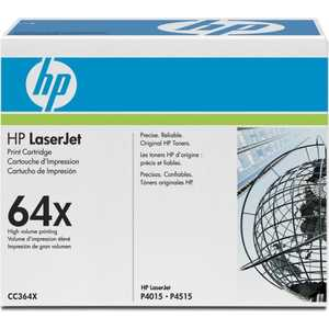 Картридж HP CC364X картридж hp cc364x