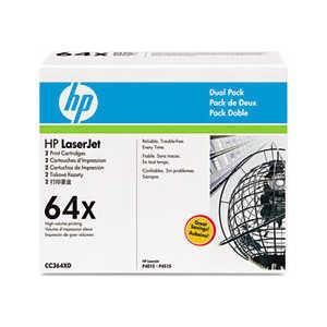 Картридж HP CC364XD