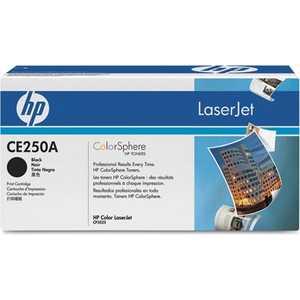все цены на Картридж HP CE250A онлайн