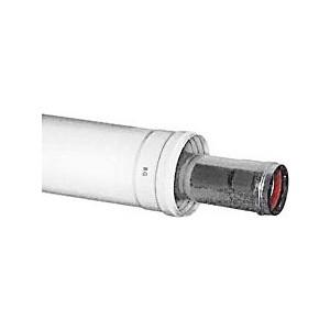 Удлинение BAXI коаксиальное DN 60/100 L-1000 мм (KHG 714101710)