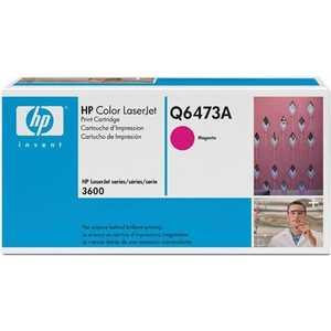 цена на Картридж HP Q6473A