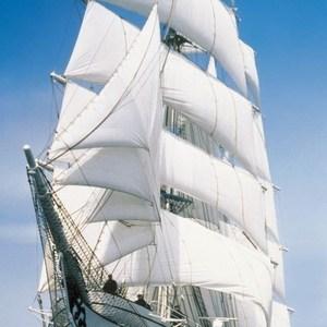 Фотообои Komar Sailing Boat 86 х 220см. (2-1017) цена и фото