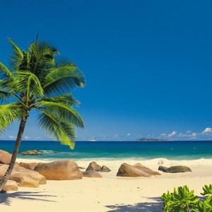 Фотообои Komar Seychellen 270 х 194см. (4-006)