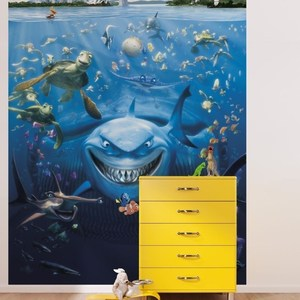 Фотообои Disney Edition 1 Nemo 184 х 254см. цена