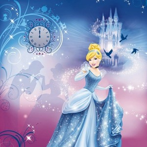 Фотообои Disney Edition 1 Cinderellas Night 184 х 254см.
