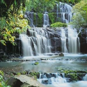 Фотообои Komar Pura Kaunui Falls 368 х 254см. (8-256) стоимость