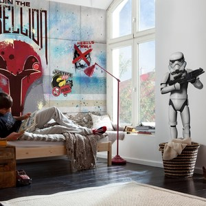 Фотообои Komar STAR WARS Rebels Wall 368 х 254см. (8-485)