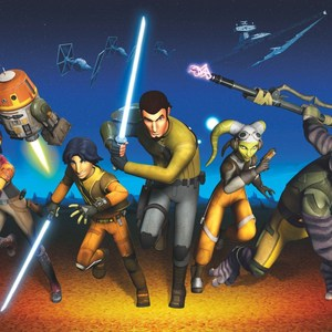 Фотообои Komar STAR WARS Rebels Run 368 х 254см. (8-486)