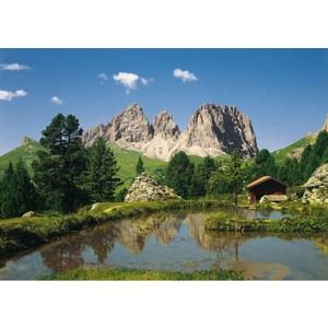Фотообои Komar Dolomiten 388 х 270см. (8-9017)