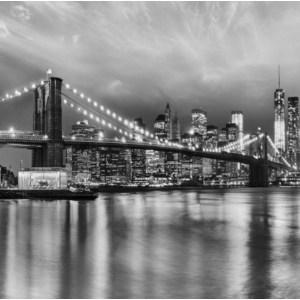 Фотообои Komar Brooklyn B/W 368 х 254см. (8-934)