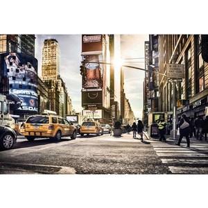 Фотообои Komar Times Square 368 х 248см. (XXL4-008) термобутылка 0 45 л asobu times square travel bottle белая sbv15 white