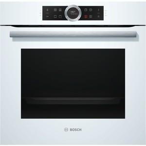 Электрический духовой шкаф Bosch Serie 8 HBG633NW1