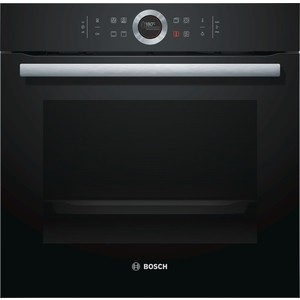 Купить со скидкой Электрический духовой шкаф Bosch Serie 8 HBG633NB1