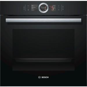 лучшая цена Электрический духовой шкаф Bosch Serie 8 HBG6764B1