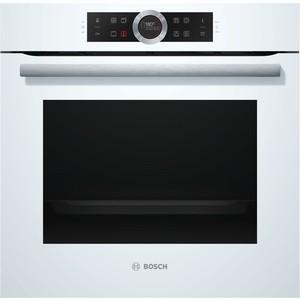 Электрический духовой шкаф Bosch Serie 8 HBG672BW1F