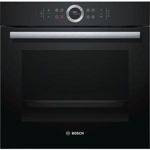 Электрический духовой шкаф Bosch Serie 8 HBG672BB1F