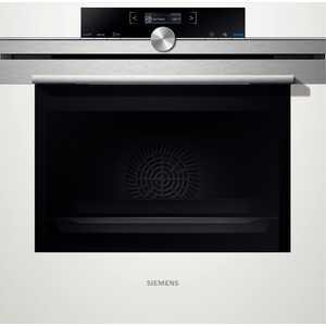 Электрический духовой шкаф Siemens HB 634GBW1 цена и фото