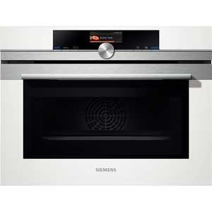 лучшая цена Электрический духовой шкаф Siemens CM 636GBW1