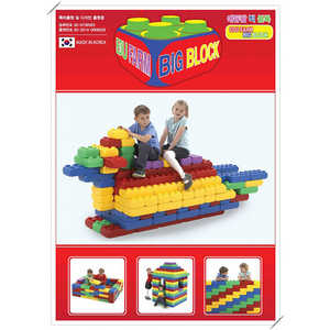 Конструктор Edu Play Farm Big Bloc EB-3048