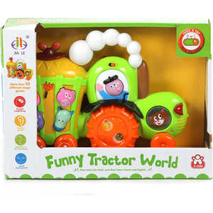 Фото - Развивающая игрушка Jia Le Toys Веселый Фермер 598 свадебное платье luofei jia yi zoo2 2014