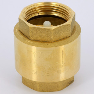 Клапан ITAP обратный York 103 1 1/4 ВР с пластиковым седлом