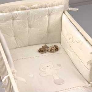 Комплект постельного белья PICCI Mimmi кремовый D1430-09