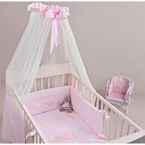 Комплект постельного белья PICCI Mimmi розовый D1530-01