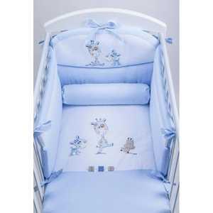 Комплект постельного белья PICCI Pepe светло-голубой I1235-03