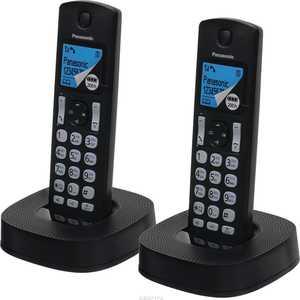 Радиотелефон Panasonic KX-TGC322RU1 panasonic kx tg1611rur dect phone digital cordless telephone wireless phone system home telephone