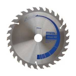 Диск пильный Irwin 160х20/16мм 30 зубьев Pro (10506794) цена