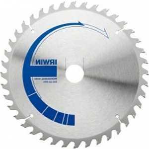 Диск пильный Irwin 180х30/20/16мм 36 зубьев Pro (10506799)