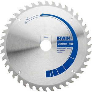 Диск пильный Irwin 235х30/25/16мм 20 зубьев Pro (10506815) цена