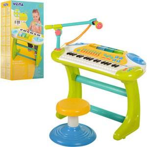 Игрушка WEINA Пианино со стулом 2079