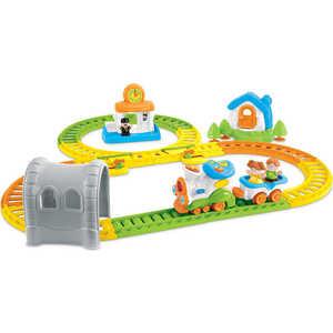 Развивающая игрушка WEINA музыкальная Железная дорога 2115