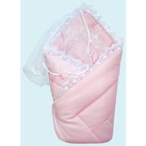 Конверт-одеяло Золотой гусь на выписку сатин жакард розовый 20026 цена 2017