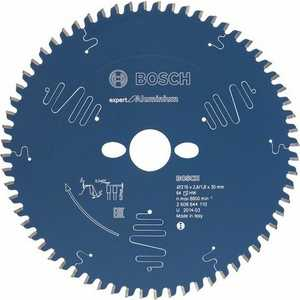Диск пильный Bosch 305х30мм 96зубьев Expert for Aluminium (2.608.644.115) km12 50 22 4t 45 degree aluminium indexable face milling cutter for sekt1204 carbide inserts aluminium alloy