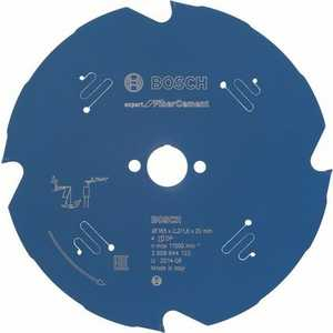 Диск пильный Bosch 165х20мм 4зуба Expert for Fiber Cement (2.608.644.122)