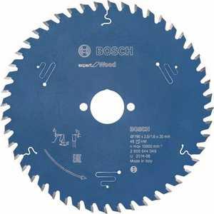 Диск пильный Bosch 190х30мм 48зубьев Expert for Wood (2.608.644.049)