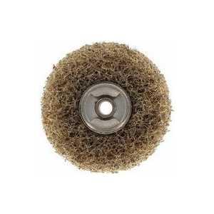 Эластичные абразивные полировальные насадки Dremel 25мм для окончательной отделки 2шт P180/280 EZ SpeedClic (2615S511JA)