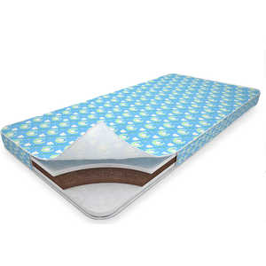 Матрас Аскона Baby Flex Sleep 80x195 подушка аскона sleep professor miracle s 40х60 белый