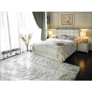 Кровать Аскона Amelia 140х200 к/з White (С основанием)