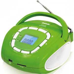 Магнитола BBK BS05 light green/silver bbk bs05