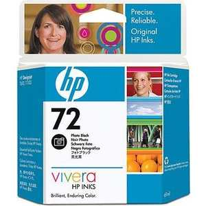 Картридж HP №72 Photo Black (C9397A) цены онлайн